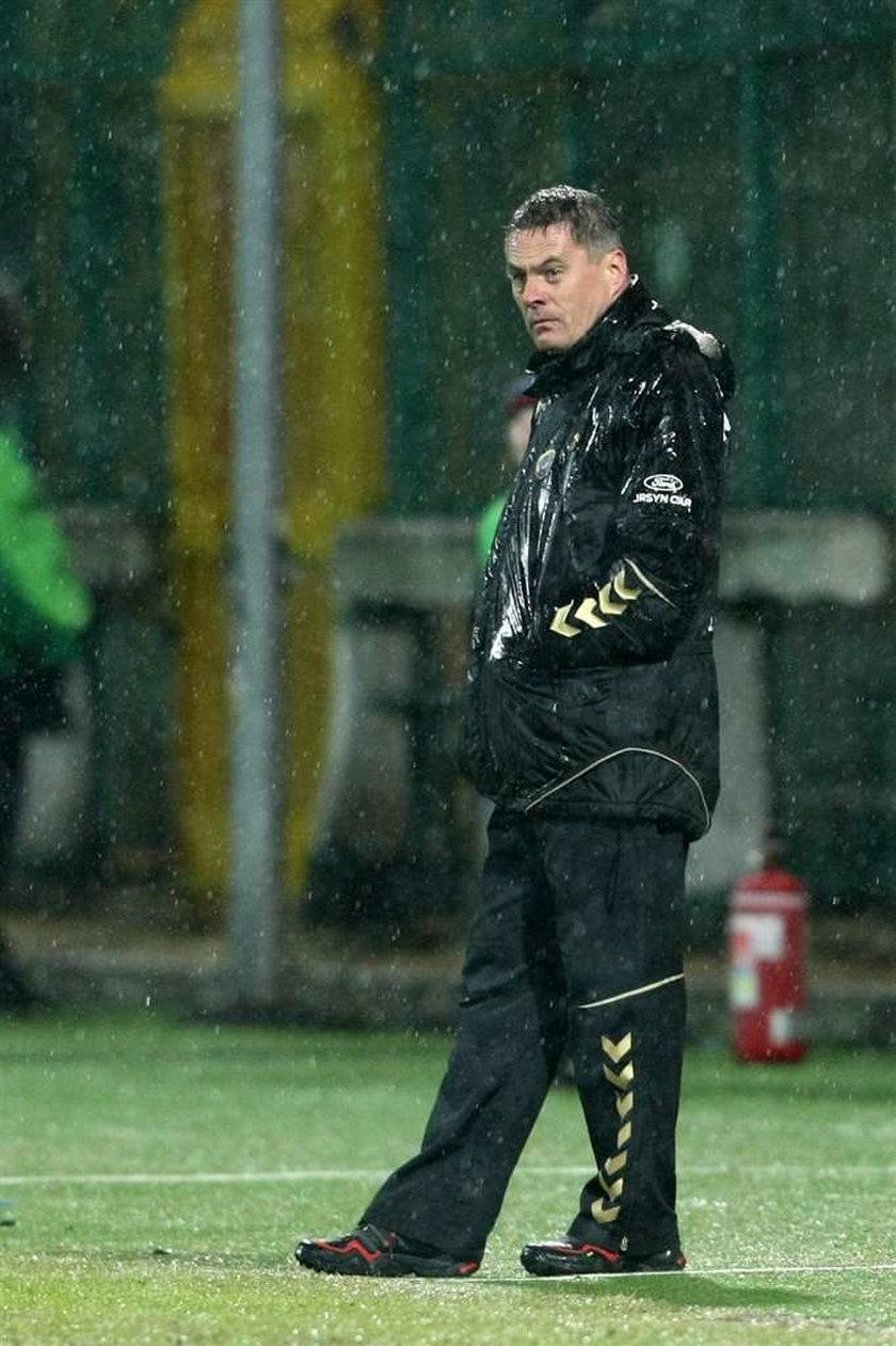 Zieliński był krok od zwolnienia