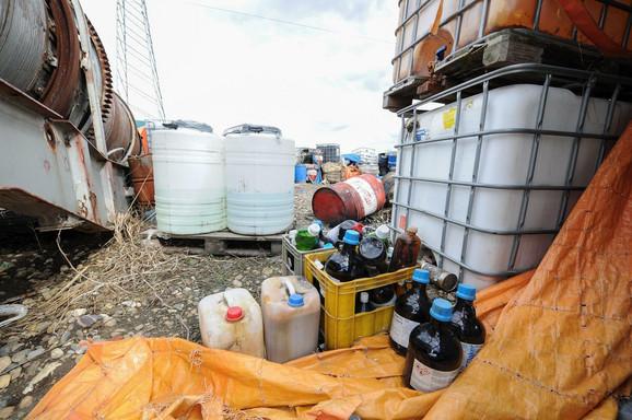 Opasni otpad u Pančevu