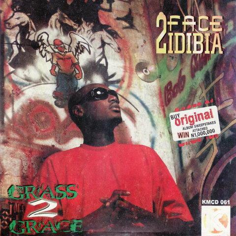2Face Idibia in 'Grass 2 Grace' [Pandora]