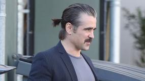 Colin Farrell zapuścił wąsy!
