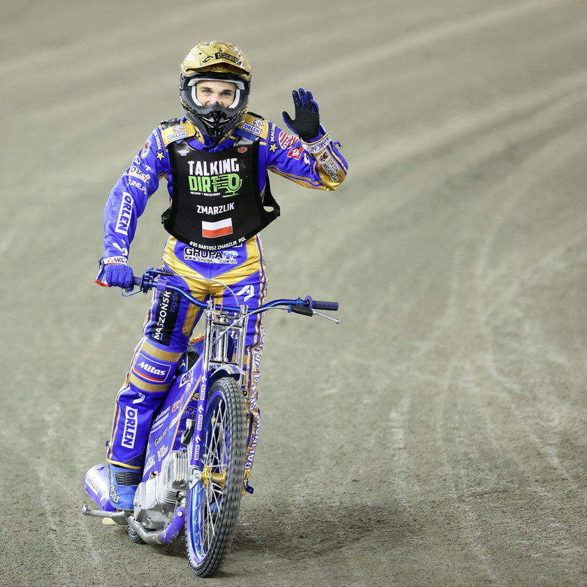 Dwukrotny mistrz świata Bartosz Zmarzlik (26 l.) chce się ścigać na żużlu od lutego do listopada