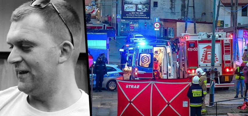 Zabójstwo sklepikarza w Brzezinach. Są zarzuty dla nożownika. Wiadomo, co ukradł