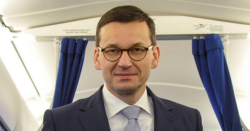 Mateusz Morawiecki zastąpił na stanowisku premiera Beatę Szydło.