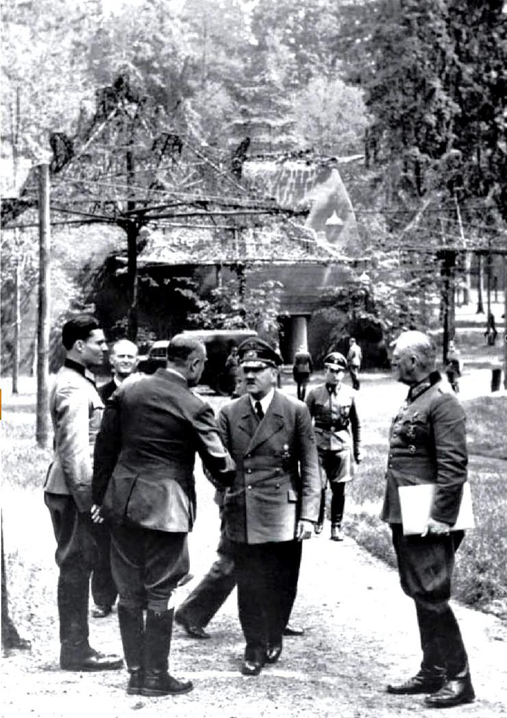 hitlerov bunker vučja jazbina05 foto Wikipedia German Federal Archives