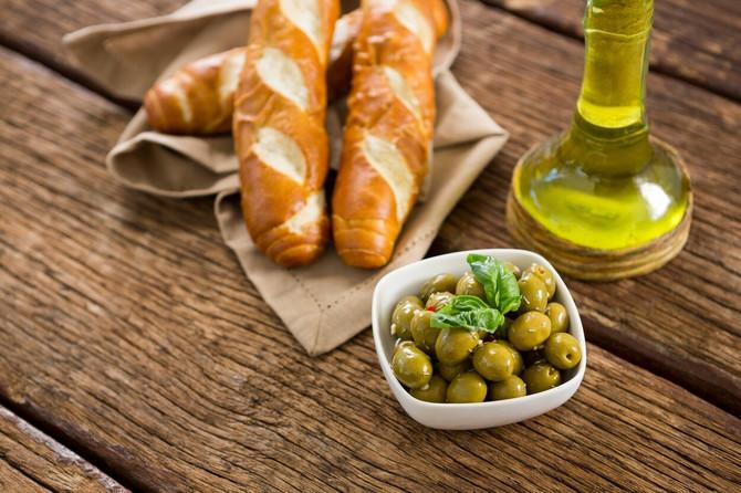 Maslinovo ulje smanjuje glad