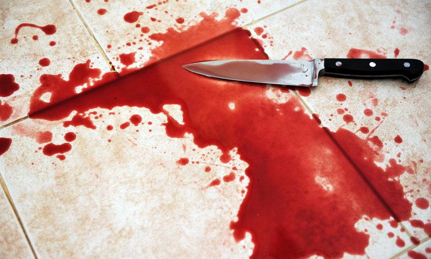Wbiła nóż w pierś partnera. Tragiczny finał kłótni
