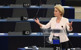 Von der Leyen przedstawia obietnice w PE: Sprawdź jakie partie się jeszcze wahają
