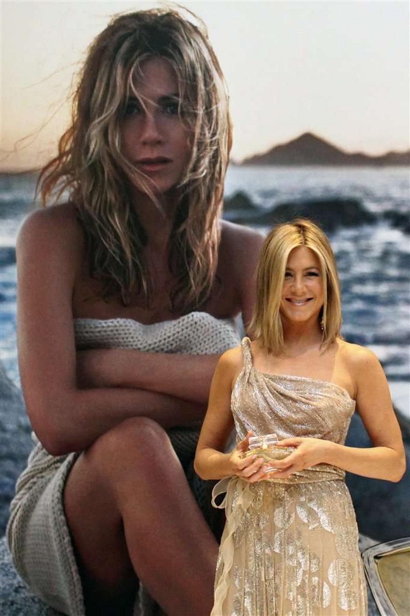 Zdradzamy! Aniston przeprowadziła się bo...