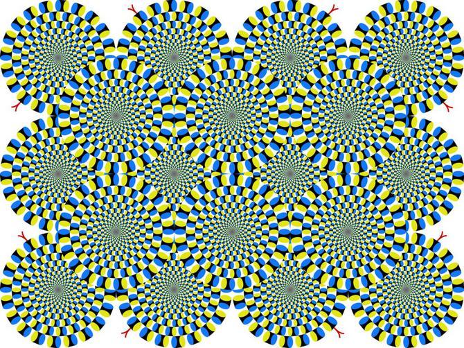 Pomutiće vam pamet! Ovo su najbolje optičke varke za kojima je POLUDEO INTERNET