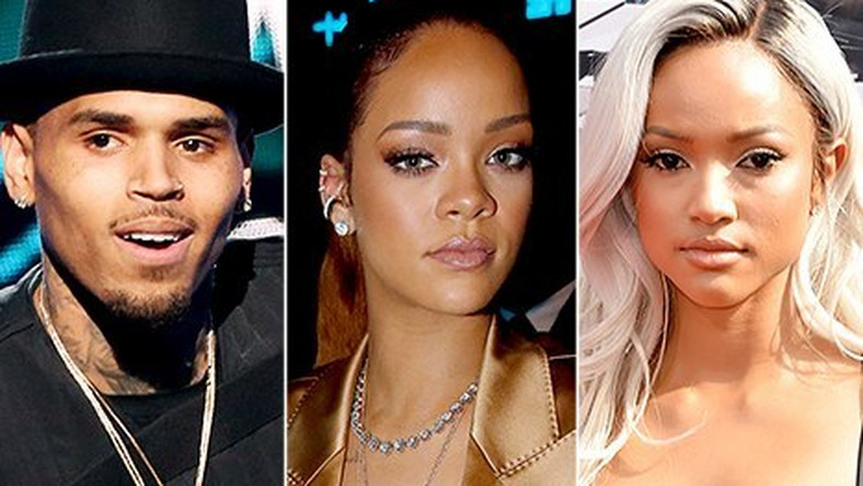 Karrueche Tran How Model Feels About A Possible Chris Brownrihanna