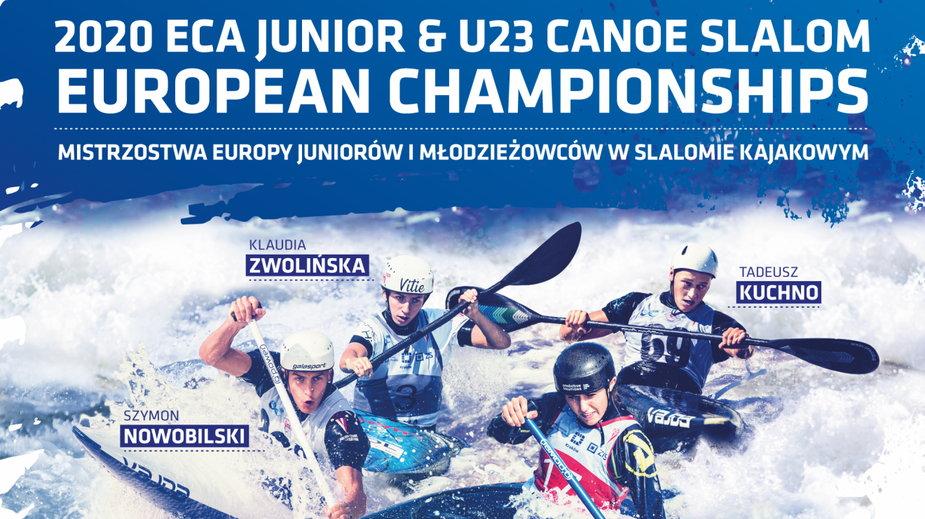Mistrzostwa Europy Juniorów i Młodzieżowców w slalomie kajakowym