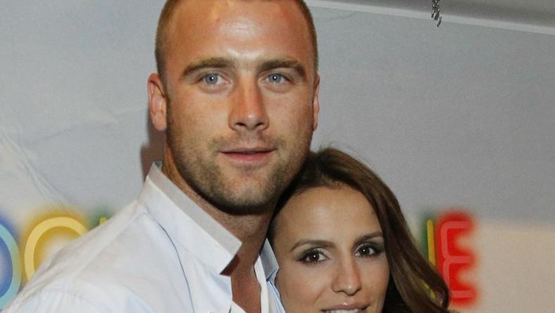 Artur Boruc i Sara Mannei