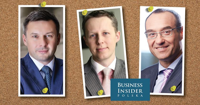 Piotr Osiecki, Sebastian Buczek i Zbigniew Jakubowski opowiadają o pierwszej pracy i zarobkach