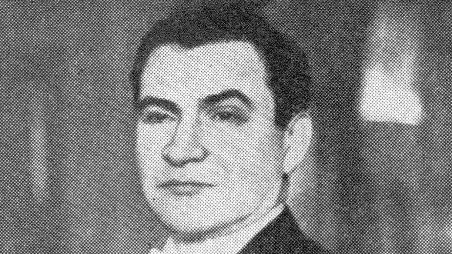 Bronisław Pieracki (1895-1934) - domena publiczna