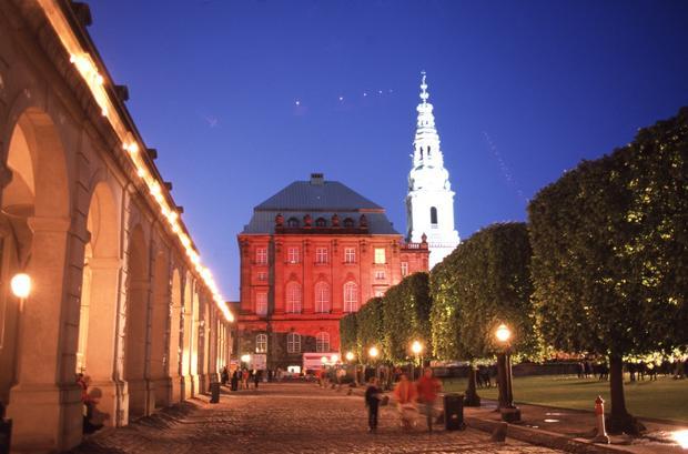 Christiansborg, Kopenhaga