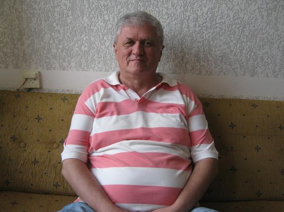 Milovan Živković vratio je koverat sa 1.590 evra
