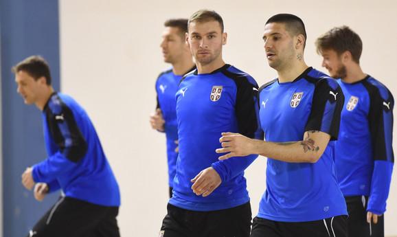 Branislav Ivanović i Aleksandar Mitrović