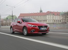 Używana Mazda 3 - trwała, droga i... pożądana
