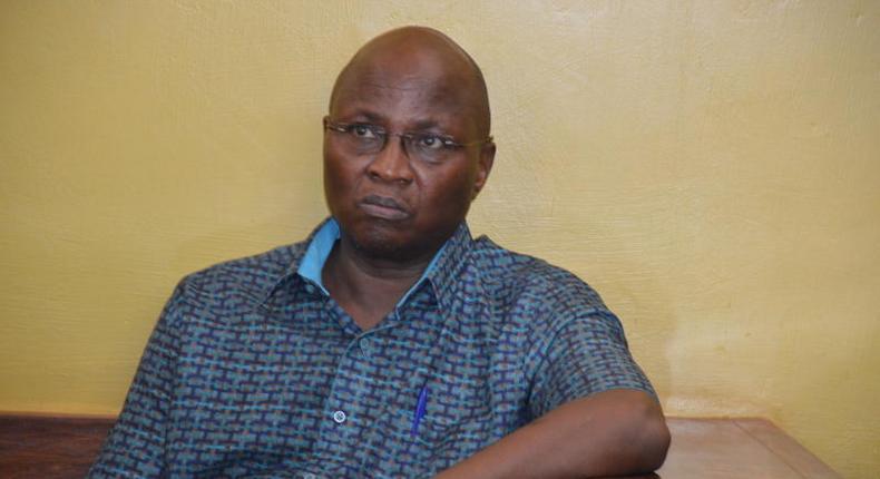 Lawyer Assa Nyakundi