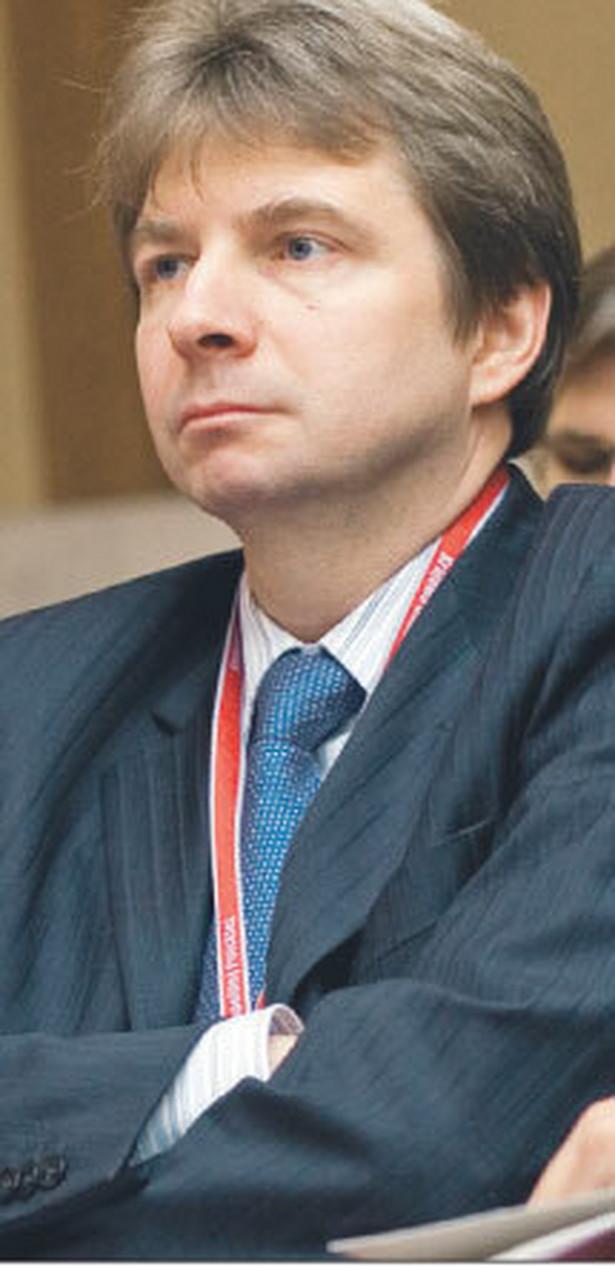 prof. Jacek Gołaczyński, wiceprezes Sądu Okręgowego we Wrocławiu Fot. Marek Matusiak