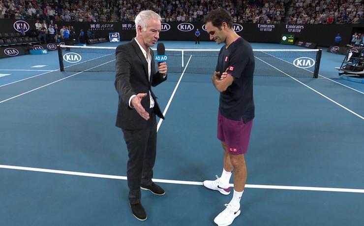 Federer - Mekinro