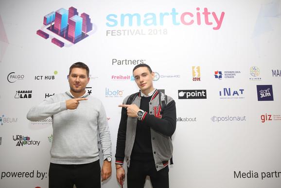 Igor Sužnjević i Nikola Krstić