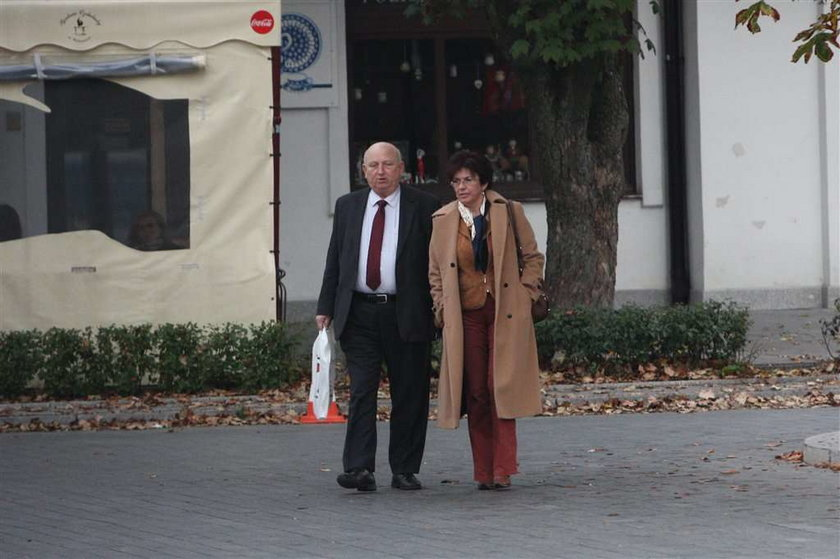 Kogo przytula Oleksy? FOTO
