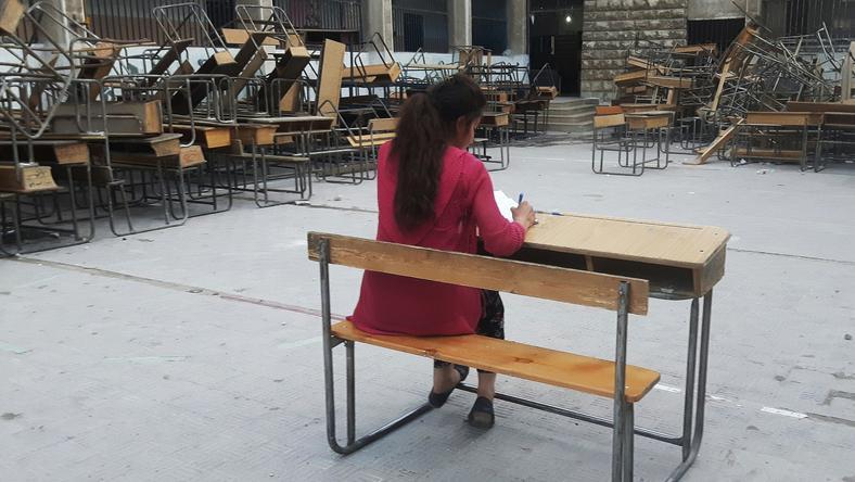 Edukacja kobiet i płynące z niej profity będą w Syrii procesem trwającym lata, jeżeli nie pokolenia