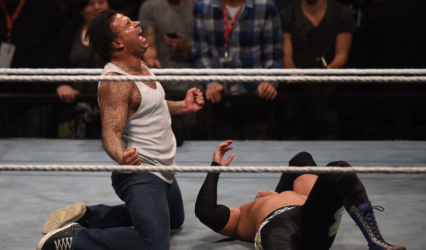 Tim Wiese zadebiutował w WWE! Bramkarz został gwiazdą wrestlingu