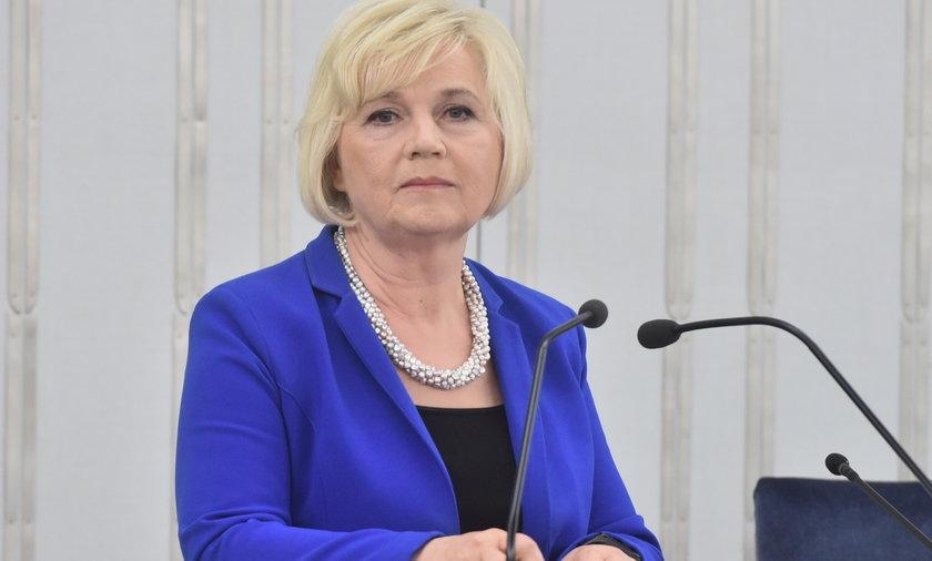 Lidia Staroń nie będzie RPO.