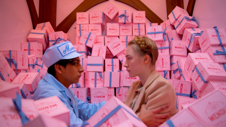 """The Grand Budapest Hotel"" - kadr z filmu"