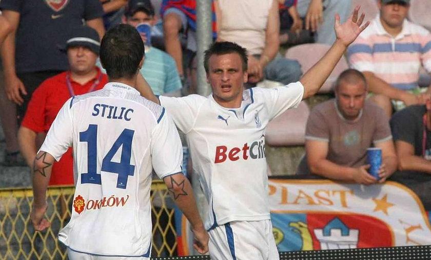 Pewna wygrana Lecha w Gliwicach