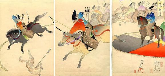 Foto: Wikipedia - Toyohara Chikanobu
