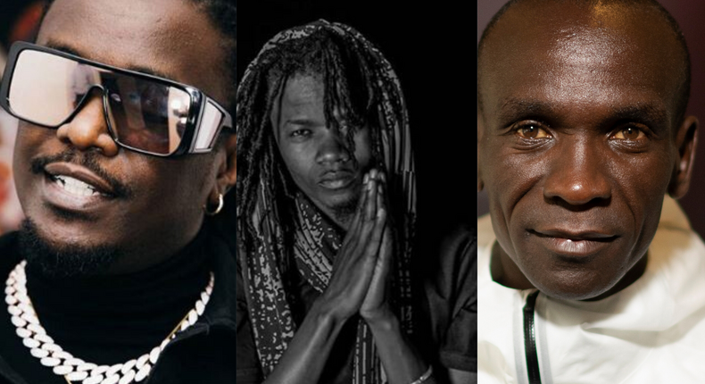 Nyashinski, Victor Wanyama, Eliud Kipchoge and Juliani make it to top 40 under 40