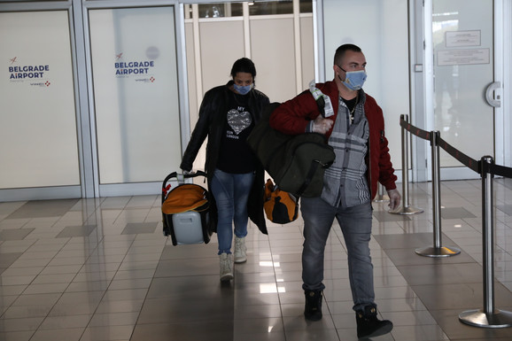 Povratak srpskih državljana tokom pandemije korona virusa u Srbiju