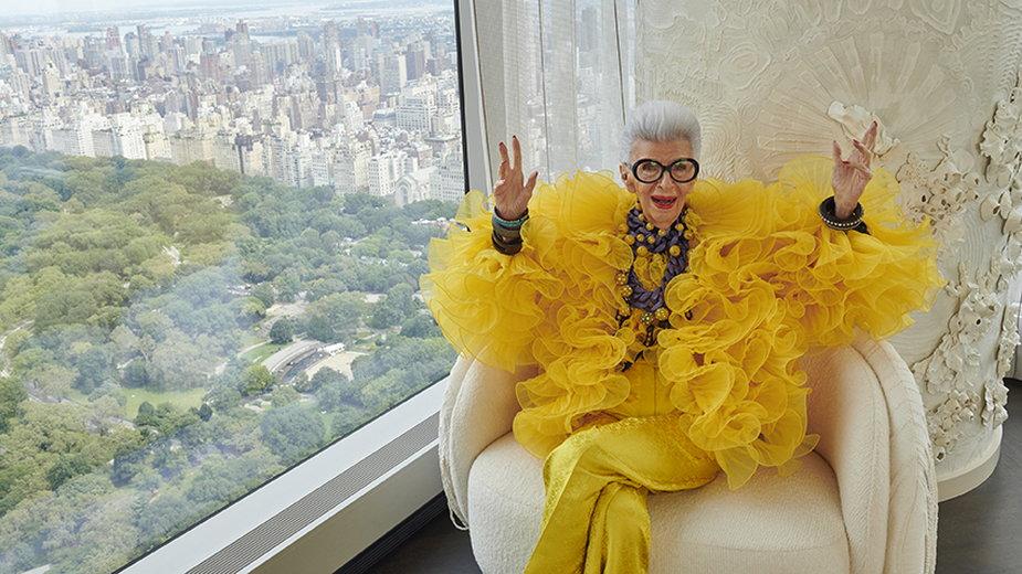 Iris Apfel stworzy kolekcję dla H&M