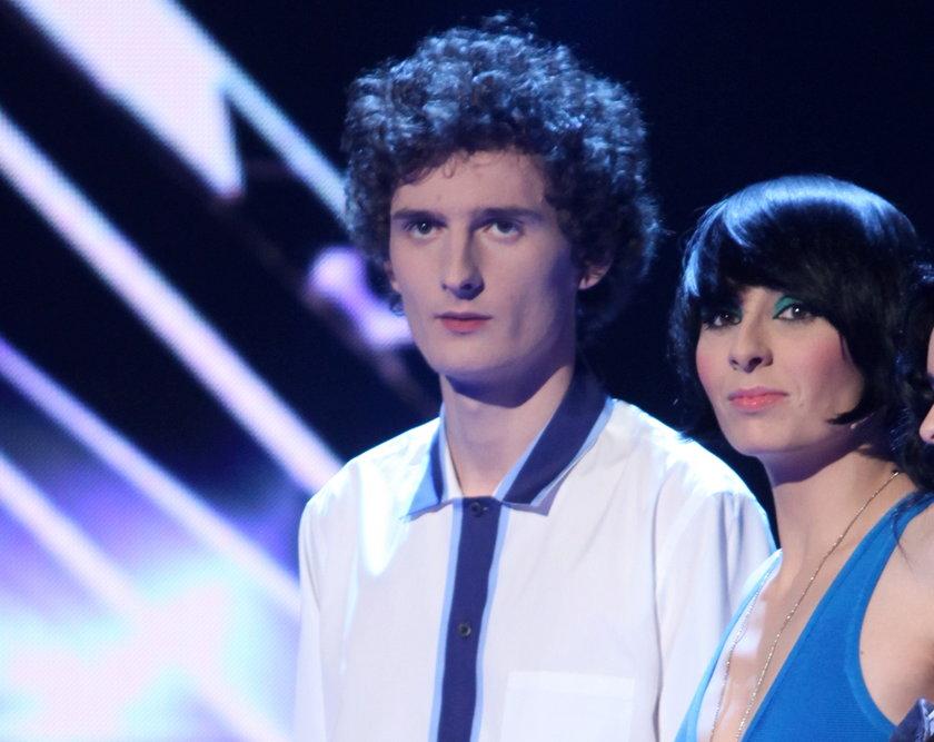 Dawid Podsiadło i Tatiana Okupnik