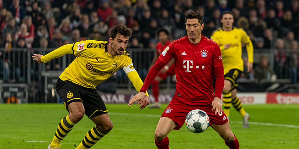 Bayern Dortmund Im Tv