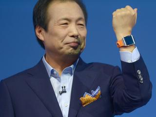 Samsung presents Smartwatch