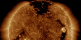 Niebywałe zjawisko. Do Ziemi zbliża się burza słoneczna