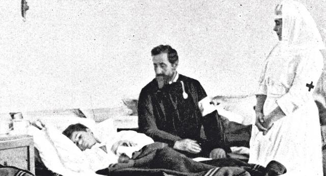 Vilijam Hanter uspeo je uz pomoć srpskih lekara i sestara da suzbije strašnu epidemiju koja je odnela 150.000 života