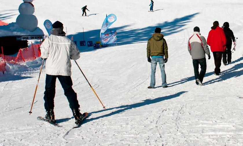 Polski narciarz zginął na Słowacji