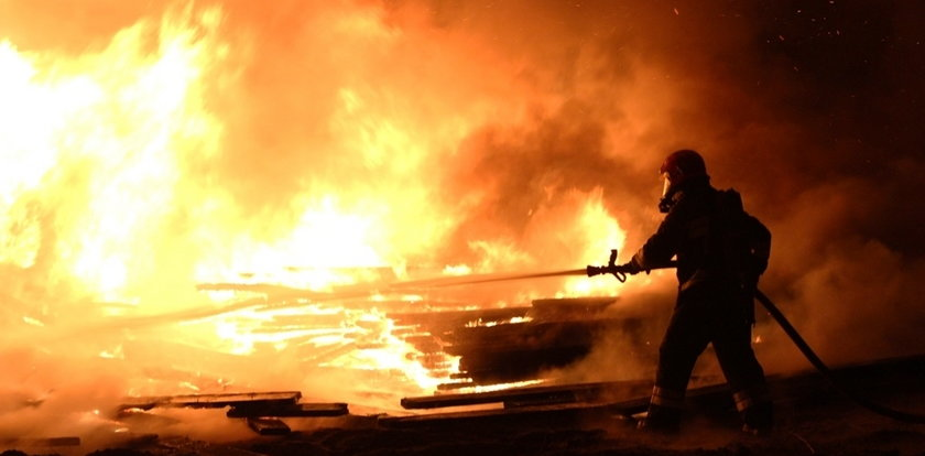 Dlaczego spłonął Most Łazienkowski? Tego już się nie dowiemy