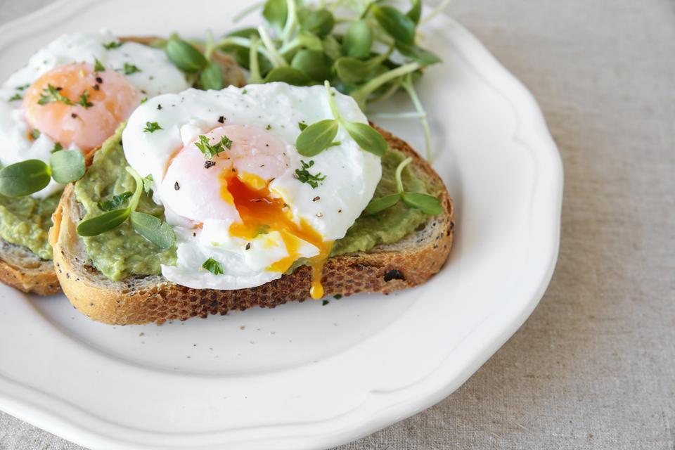 Jedz więcej białka
