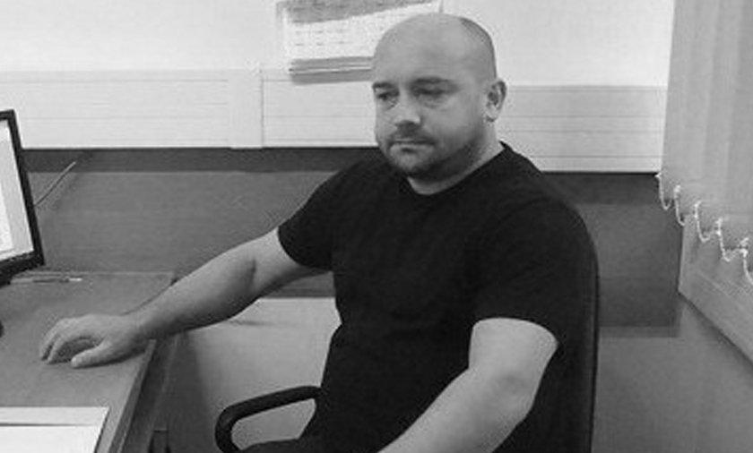 Marek Kokot nie żyje. 45-letni funkcjonariusz Komisariatu Policji w Łososinie Dolnej zmarł w nocy z 9 na 10 maja