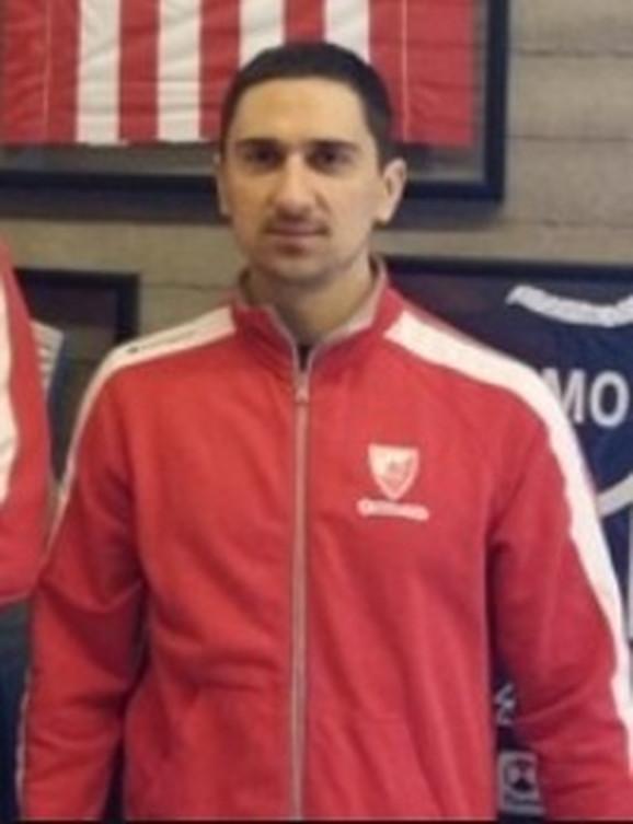 Kondicioni trener Zvezde: Dragan Gačević