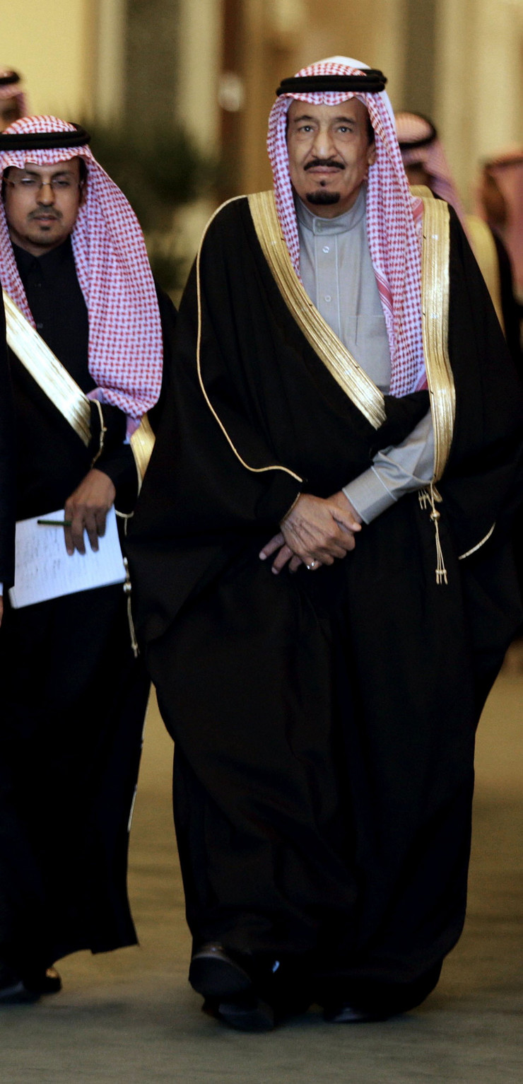 I riznica kralja Salmana trpi, samo je pitanje ko će duže izdržati