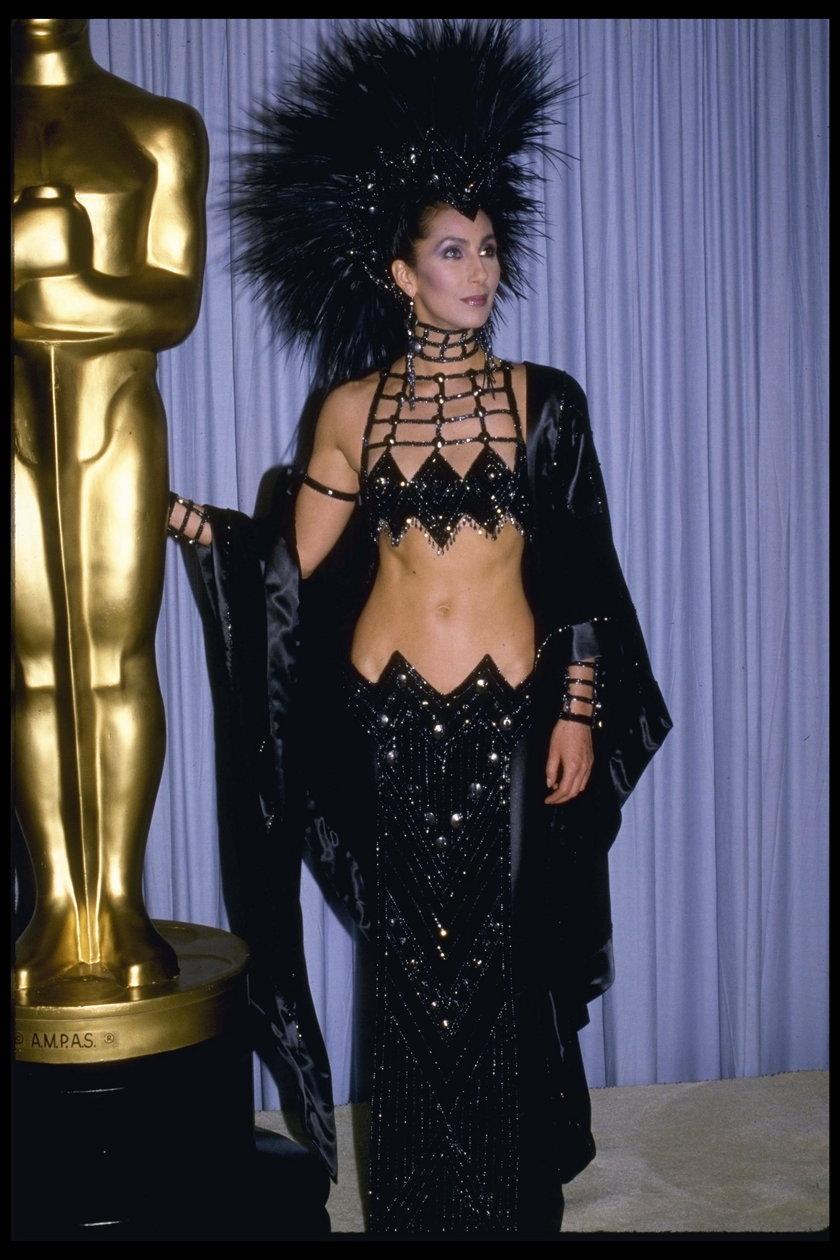 Oscary 1986 upłynęły pod znakiem dziwactw Cher