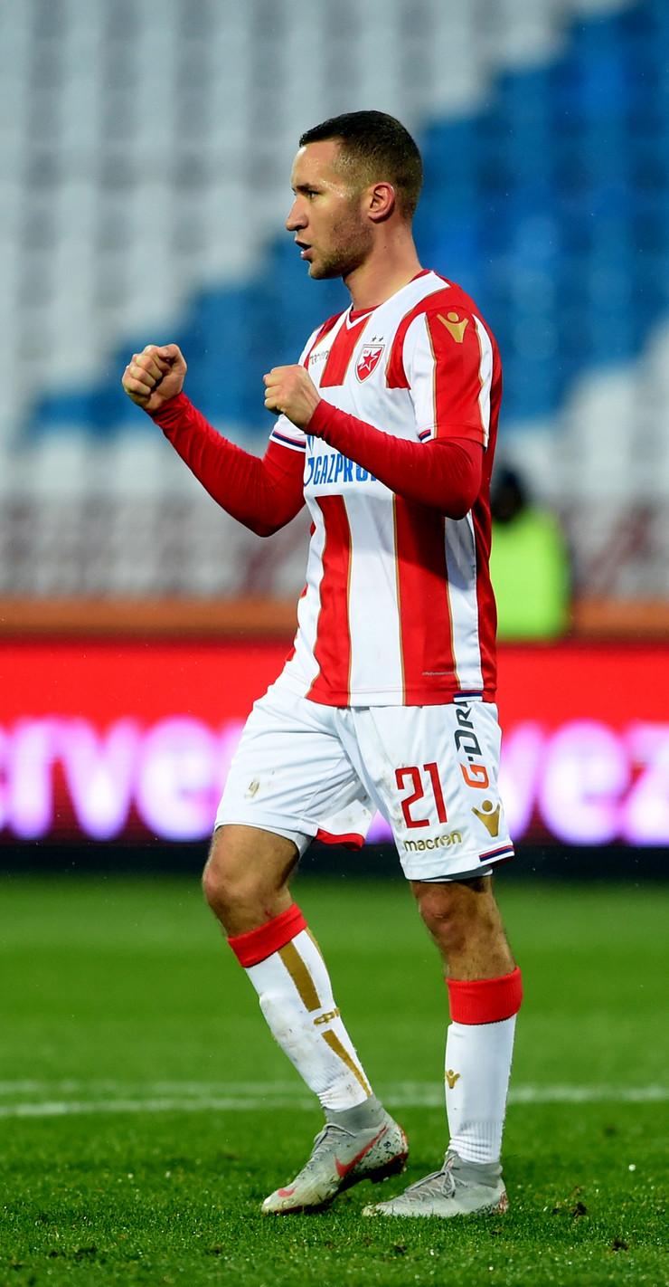 FK Crvena zvezda, FK TSC