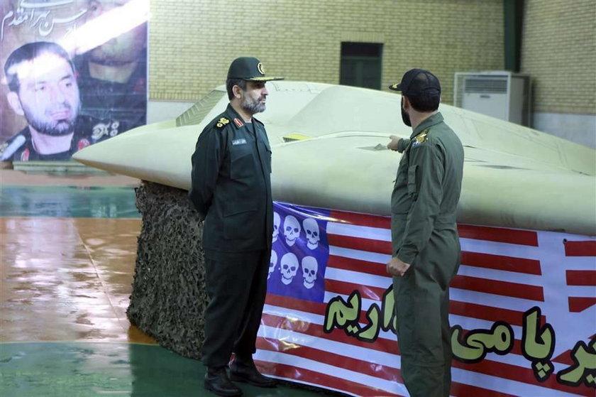 Ale wstyd! Tak Iran złapał superzabójcę z USA!